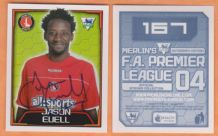 Charlton Athletic Jason Euell Jamaica 167